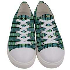 Honest  Men s Low Top Canvas Sneakers
