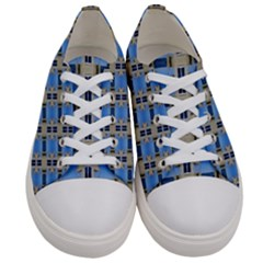 Orbit  Men s Low Top Canvas Sneakers