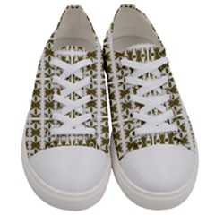 Pure Y Men s Low Top Canvas Sneakers