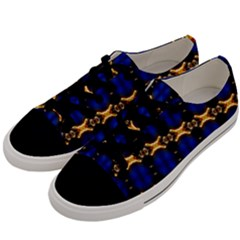 Barranquilla 024ii Men s Low Top Canvas Sneakers by mrozarb