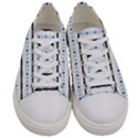 Tennessesse 015piix Men s Low Top Canvas Sneakers View1