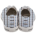 Tennessesse 015piix Men s Low Top Canvas Sneakers View4