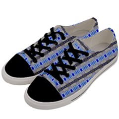 Tennessesse 015iix Men s Low Top Canvas Sneakers by mrozard