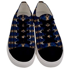 Barranquilla 024ix Men s Low Top Canvas Sneakers