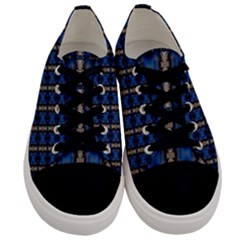 Barranquilla 019ix Men s Low Top Canvas Sneakers