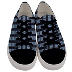 Cabo 024ix Men s Low Top Canvas Sneakers