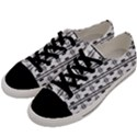 Inspiring  Men s Low Top Canvas Sneakers View2