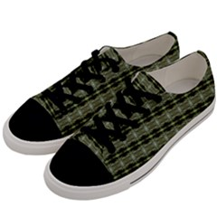 Arizona 015t Men s Low Top Canvas Sneakers by mrozard