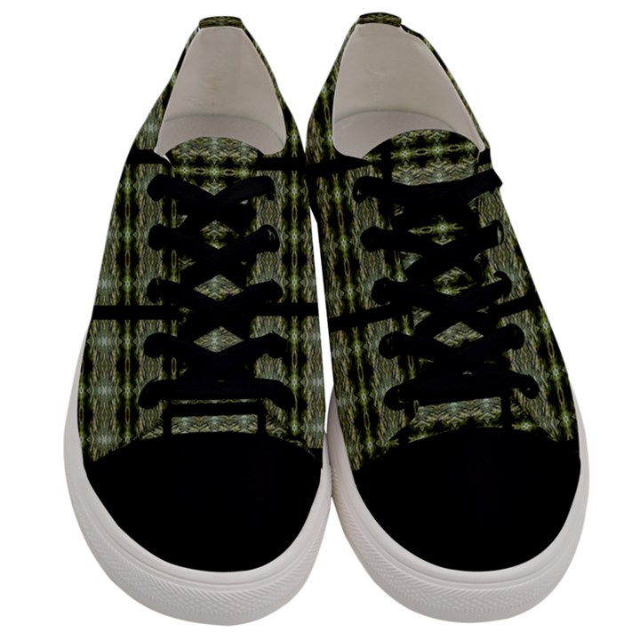 Arizona 015y Men s Low Top Canvas Sneakers