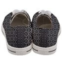 Brisbane_White Men s Low Top Canvas Sneakers View4