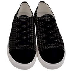 Charlotte 005t Men s Low Top Canvas Sneakers