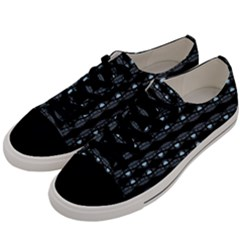 Mo 236 90 Men s Low Top Canvas Sneakers by mrozara