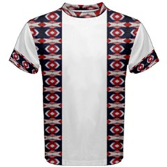 Patriotic R Men s Cotton Tee