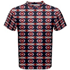 Patriotic  Men s Cotton Tee