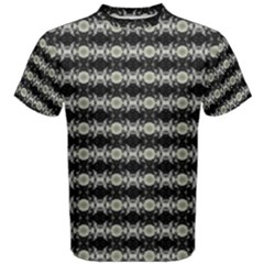 Serious Men s Cotton Tee by mrozara