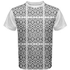 Sydney 9 White Men s Cotton Tee