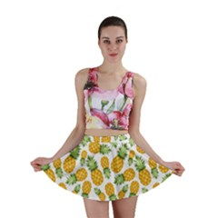 Pineapples Mini Skirt by goljakoff