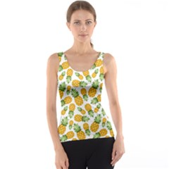 Pineapples Tank Top by goljakoff
