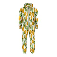 Pineapples Hooded Jumpsuit (kids) by goljakoff