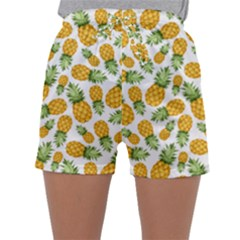 Pineapples Sleepwear Shorts by goljakoff