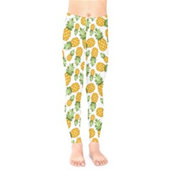 Pineapples Kids  Leggings by goljakoff