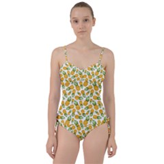 Pineapples Sweetheart Tankini Set by goljakoff