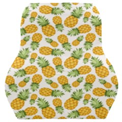 Pineapples Car Seat Back Cushion  by goljakoff