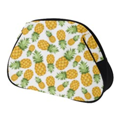 Pineapples Full Print Accessory Pouch (small) by goljakoff
