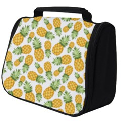 Pineapples Full Print Travel Pouch (big) by goljakoff