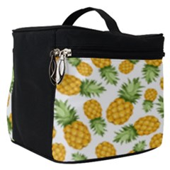 Pineapples Make Up Travel Bag (small) by goljakoff