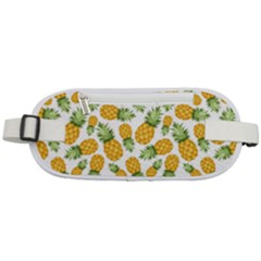 Pineapples Rounded Waist Pouch by goljakoff