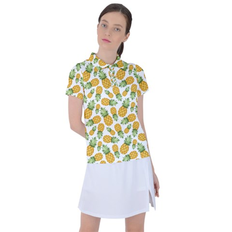 Pineapples Women s Polo Tee by goljakoff
