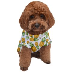 Pineapples Dog T-shirt by goljakoff