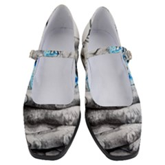Hands Horse Hand Dream Women s Mary Jane Shoes