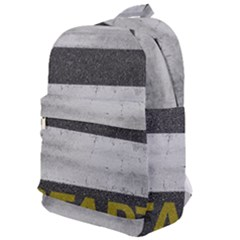 Asphalt Begin Bright Expectation Classic Backpack
