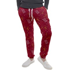 African Folk Tribal Art Men s Jogger Sweatpants