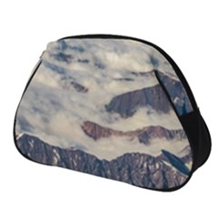 Andes Mountains Aerial View, Chile Full Print Accessory Pouch (small)