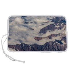 Andes Mountains Aerial View, Chile Pen Storage Case (s)