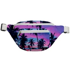 Sunset Palms Fanny Pack by goljakoff