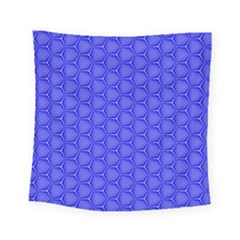 Blue-monday Square Tapestry (small)