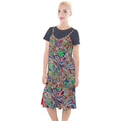 Pop Art - Spirals World 1 Camis Fishtail Dress