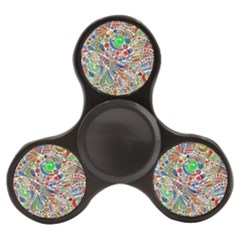Pop Art - Spirals World 1 Finger Spinner