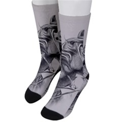 Custom Horse Men s Crew Socks