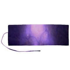 Violet Spark Roll Up Canvas Pencil Holder (m) by Sparkle