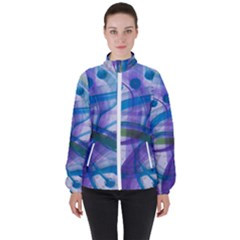 Construct Women s High Neck Windbreaker