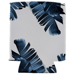 Blue Banana Leaves Can Holder by goljakoff