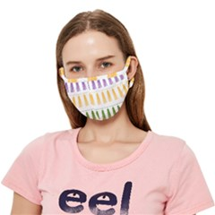 Tassels Tassel Bunting Banner Crease Cloth Face Mask (adult)