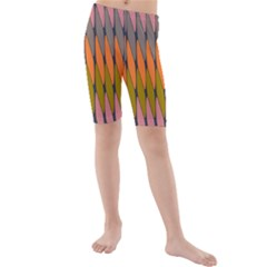 Zappwaits - Your Kids  Mid Length Swim Shorts