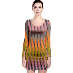 Zappwaits - Your Long Sleeve Bodycon Dress