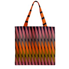 Zappwaits - Your Zipper Grocery Tote Bag
